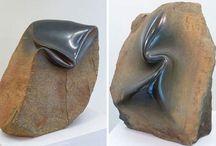 Artist Makes Stone Look Like Putty