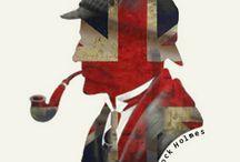 Sherlock Holmes/Dr Who / by Leanne Boyd