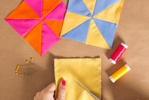 Kids and Fabric/Sewing Arts