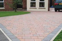 Driveways / First impressions count - your driveway is one of the first features your visitors will notice and a well designed driveway will enhance and compliment your home and its surroundings.