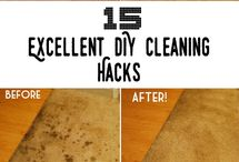 Cleaning / Simple home cleaners