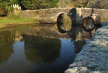 DAY TRIPS - LOSTWITHIEL, MID CORNWALL / Lostwithiel and surrounding area including Lerryn. About 50 miles (a 1 hr 15 drive) from us