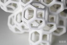 3D Printed Objects for food