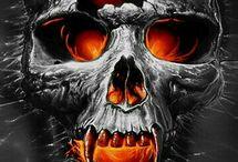 Tattoo-skulls