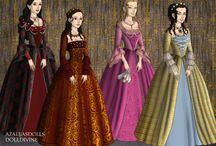 12P: Princesses