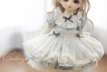 Doll Society for BJD and more / A new board for the doll lovers.  Feel free to add pin or leave comments.  Appreciate your contributions! / by Grace W