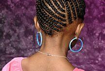 Hair Styles / by Kendra Harper