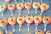 Sweet funny BDAY or party foodstuff