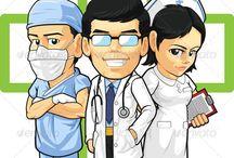 Medico Divise Divertenti