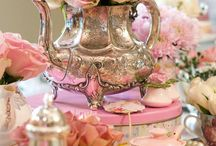 tea party and....