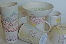 Ceramics / by Rachel Taylor Brighton