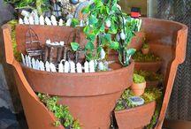 Idées pour le jardin - Garden ideas