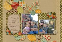 Scrapbook Ideas / by Dana Perry