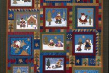 Christmas Felt / Penny Rugs, Ornaments, Appliqué, Jewelry / by Karen Mingle