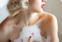pinup inspiration for Chloe / by Tina Meesen