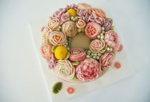 NARI CAKE / Flower cake