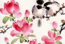 oiseaux chinois