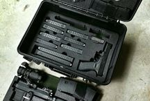 Gun cases - Puzdrá na zbrane
