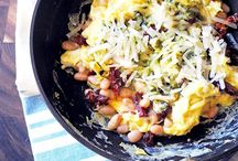 Breakfast Scrambles / Breakfast really fast. / by Paula Brown