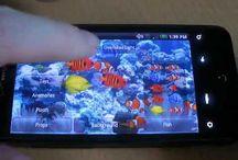 Aquarium Live Wallpaper Android uygulama indir