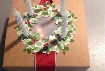 Stampin' Up! Willkommen Weihnacht - Wondrous Wreath