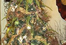 Christmas Tree Decorating / by Megan K