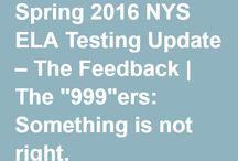2016 NYS Testing mess