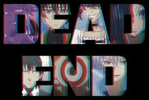 "Mirai Nikki / ""It's not possible to save everything. Prioritize your goals."" - Uryuu Minene"