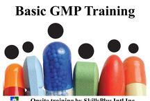 GMP Training / Onsite training of FDA cGMP courses, classes, workshops, and seminars. Call SkillsPlus Intl Inc. (415) 948-5220. Learn more, visit  http://www.skillsplusinc.com/