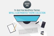 Best Free Responsive WordPress Themes August 2016