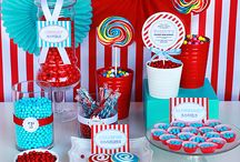 Birthday & Parties / by TC Fallin
