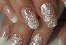 Nail arts...