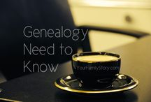 Genealogy - Abroad and Immigration / by Suzi Que