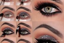 Make-up / I love this make-up ideas