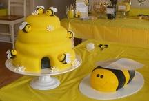Bee-Day Birthday