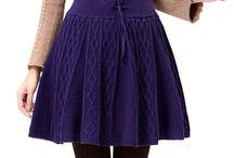 skirts, dresses
