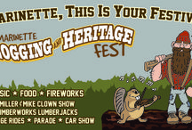 Marinette Heritage and Logging Festival / Marinette Heritage and Logging Festival