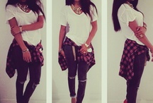 Tomboy Chic / by Brittany Toliver