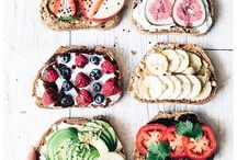 Food pic - Tartines