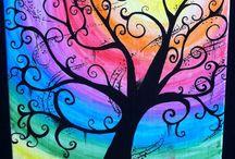 Duhový strom