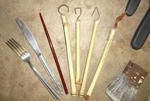Sand Sculpting Tools