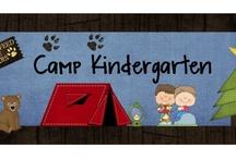 Kindergarten  / by Stephanie Adams
