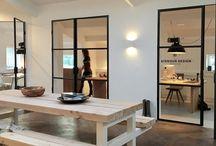 Maison Belle ❤️ office design