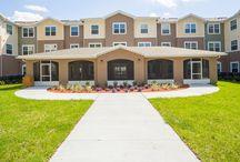 Peyton Ridge - Jacksonville, Florida / Affordable Senior Housing in Jacksonville, FL.