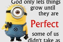 Minion Quotes / Funny humor