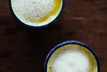 Comfort Beverages / Dairy-free  (mostly anyway)