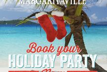 Holidays in Paradise / Spend your holiday at Margaritaville Hollywood Beach Resort