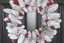 Wreaths / by Kadee-Anna Dishman