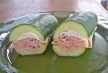 Sandwiches / by Manda Blogs About...