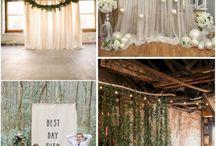 Wedding - Wall Decoration